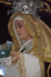 Virgen de los Dolores 2014